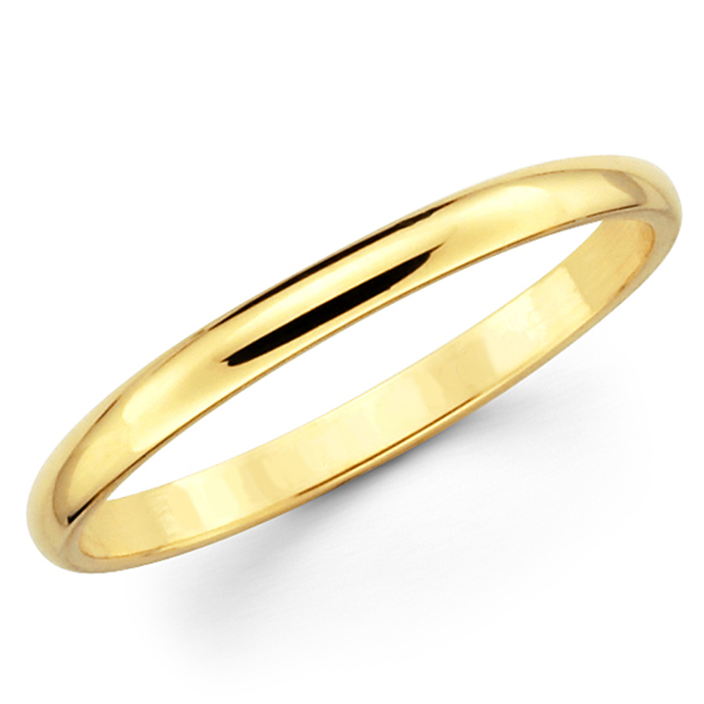 itm gold wedding plain men solid rings ring s womens mens band yellow and women